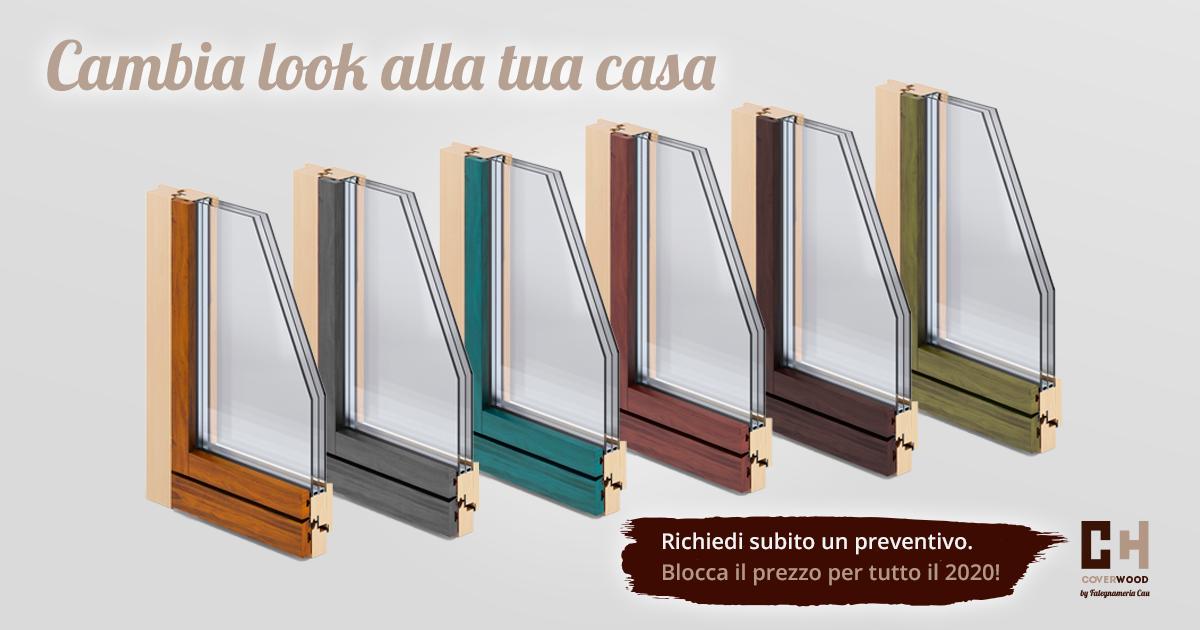 coverwood come scegliere il colore migliore infissi esterni