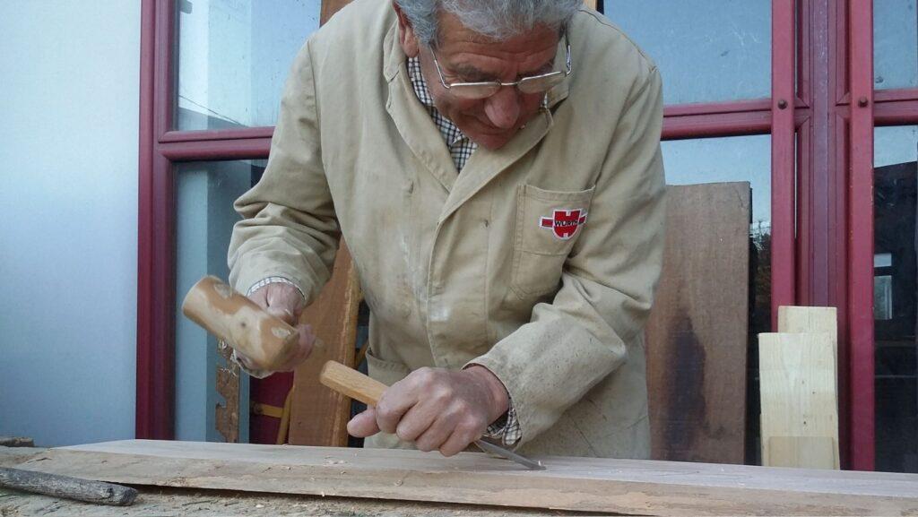 Falegnameria Cau. 53 anni di storia artigiana